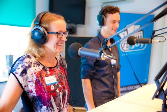 Radiosprecher Ausbildung